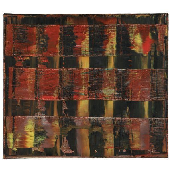 Gerhard Richter-Abstraktes Bild 763-5 (Abstract Painting 763-5)-1992
