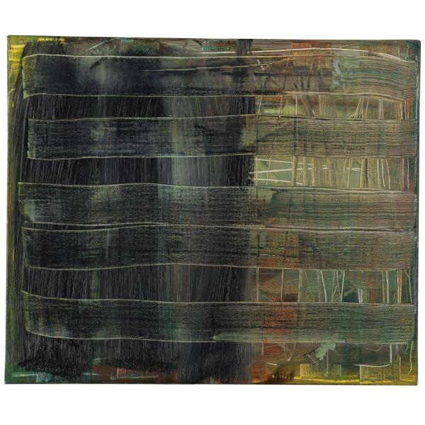 Gerhard Richter-Abstraktes Bild 763-9 (Abstract Painting 763-9)-1992