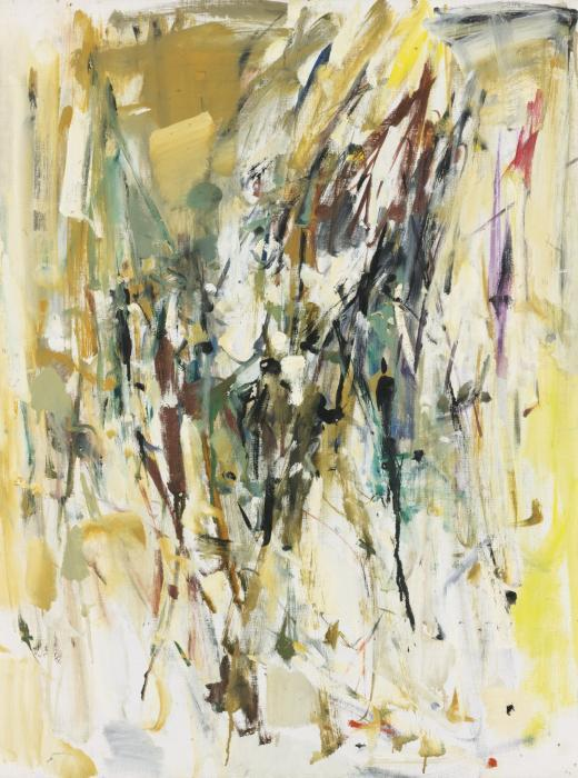Joan Mitchell-Untitled-1954
