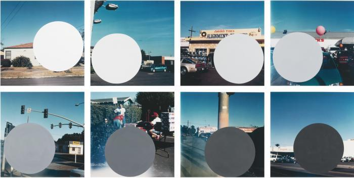 John Baldessari-National City (W, 1, 2, 3, 4, 5, 6, B)-2009