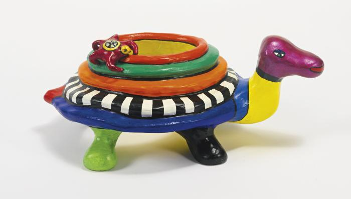 Niki de Saint Phalle-Tortoise-1998