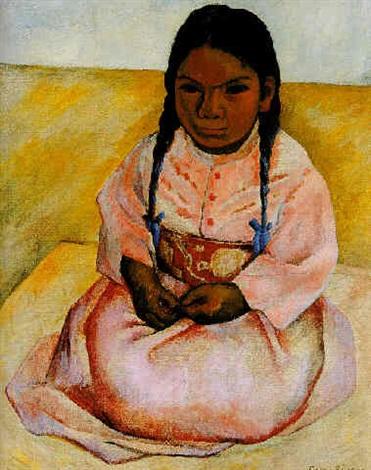Diego Rivera-Juana Rosas-1934