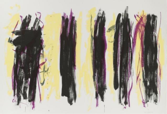 Joan Mitchell-Trees III-1992
