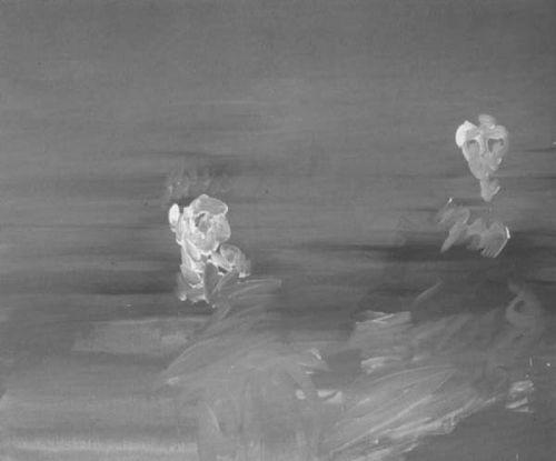 Gerhard Richter-Zwei Frauen am Tisch (Two Women at Table)-1968