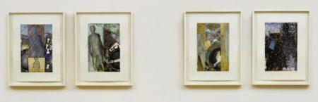 Jasper Johns-Seasons (Ulae 238-241)-1987