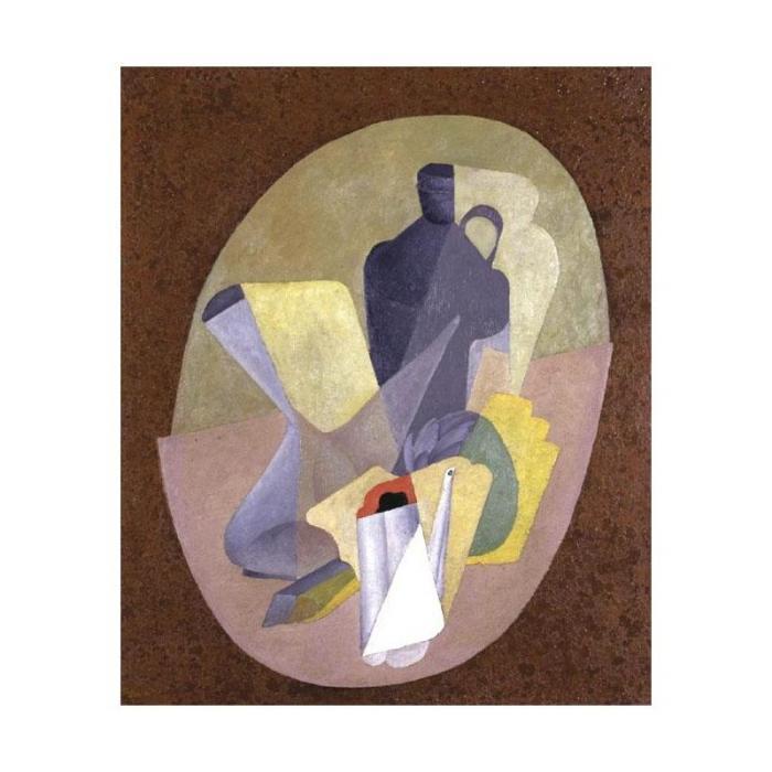 Diego Rivera-Naturaleza muerta-1916