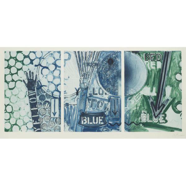 Jasper Johns-Untitled-1998