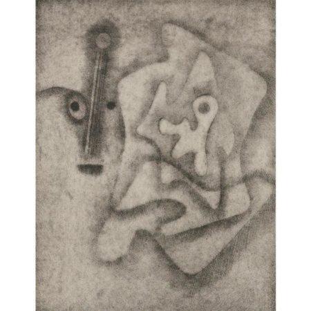 Paul Klee-L' homme Approximatif-1931