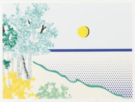 Roy Lichtenstein-Titled-1996