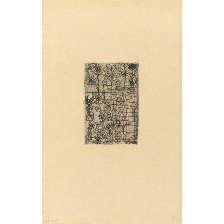 Paul Klee-Gestrupp-1928