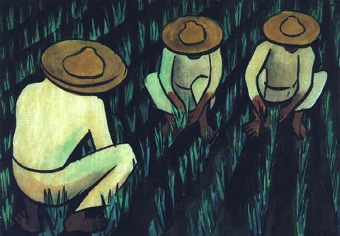 Diego Rivera-Agricultores-1941