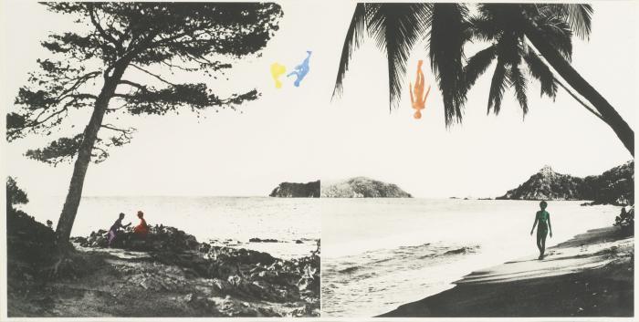 John Baldessari-Paradise (C.-H. 47)-1990