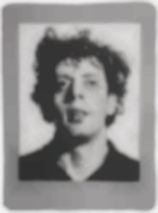 Chuck Close-Phil, Manipulated (Butler Institute 22)-1982