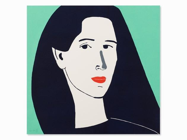 Alex Katz-Diana-2014