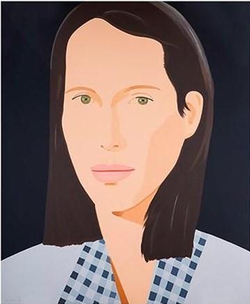 Alex Katz-Christy (Turlington)-2013