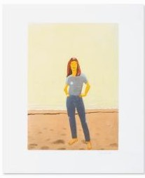 Alex Katz-Harbor 10 (Schroder 440)-2006