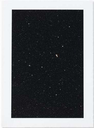 Thomas Ruff-Stars, 07h48m70 degrees, New York-1990