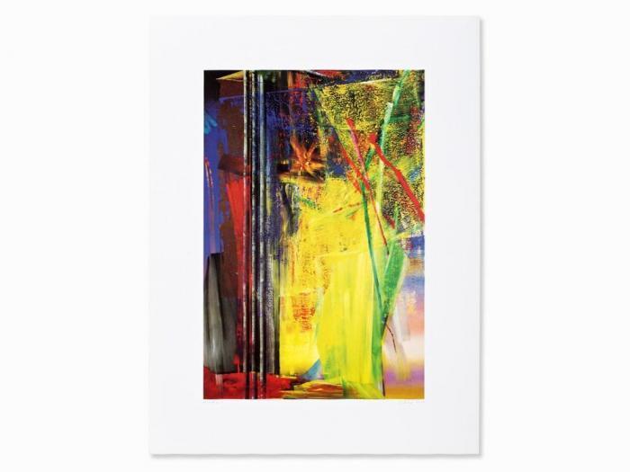 Gerhard Richter-Victoria II-2003