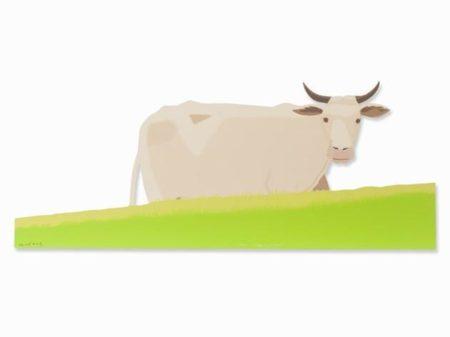 Alex Katz-Cow-2004