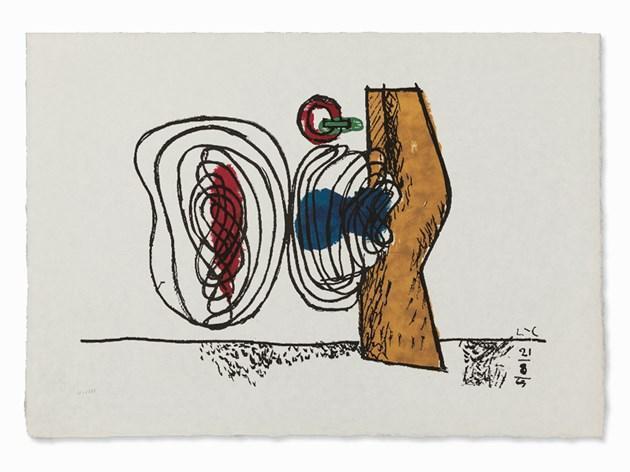 Le Corbusier-Le Huit-1963