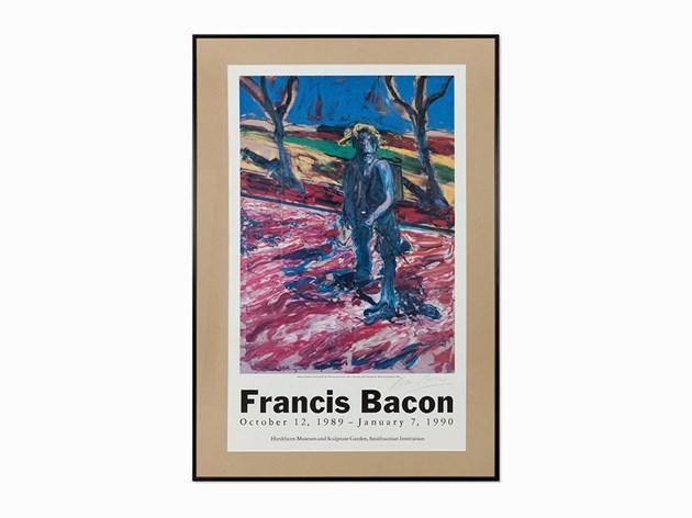 Francis Bacon-Hirshhorn Museum-1989
