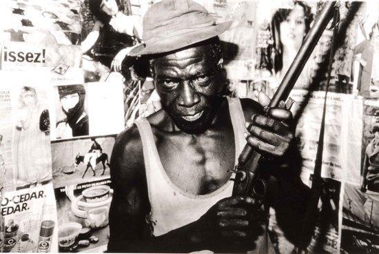 Sebastiao Salgado-French Guyana-1984