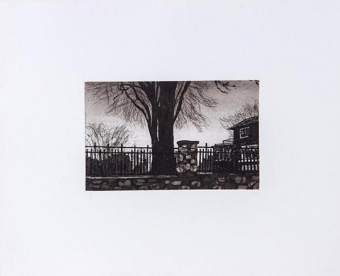 Peter Doig-Rosedale House-1996