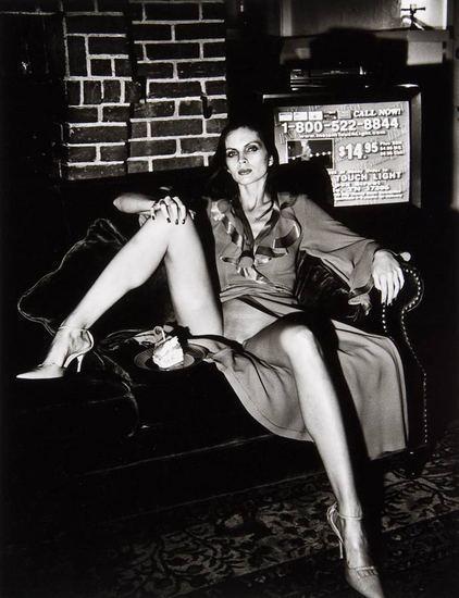Helmut Newton-Cyberwoman 3 (2000)-2000