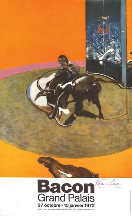 Francis Bacon-The Grand Palais-1972