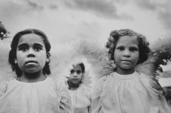 Sebastiao Salgado-First Communion in Juazeiro Do Norte, Brazil-1981