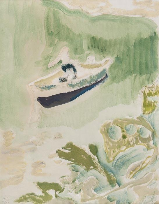 Peter Doig-Cyril's Bay-2008