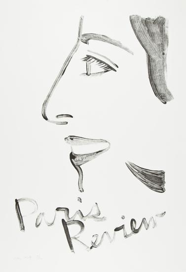 Alex Katz-Paris Review-1990