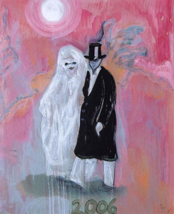 Peter Doig-Masqueraders-2006
