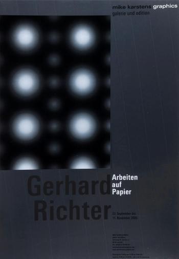 Gerhard Richter-Arbeiten Auf Papier-2005