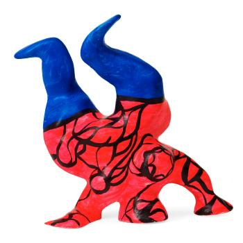 Niki de Saint Phalle-Mini nana acrobate-