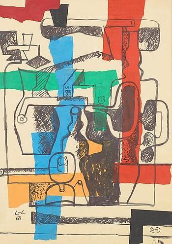 Le Corbusier-Untitled-1963