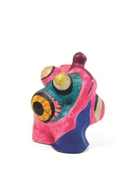 Niki de Saint Phalle-Mini nana boule-1969