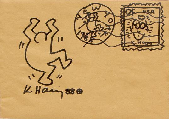 Keith Haring-Keith Haring - Untitled-1988