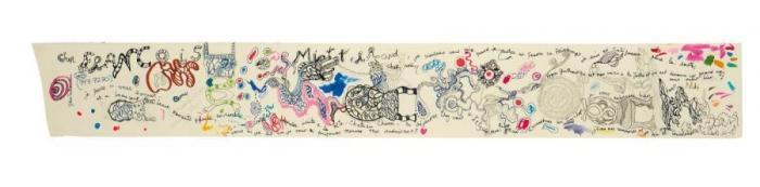 Niki de Saint Phalle-Fresque-