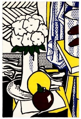Roy Lichtenstein-Still Life-