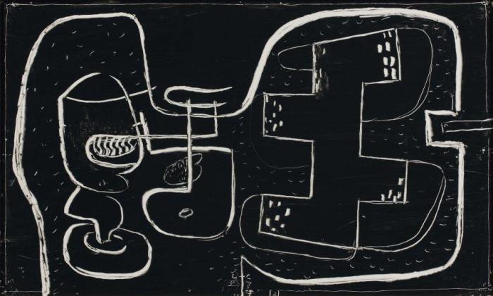 Le Corbusier-Le verre-1957