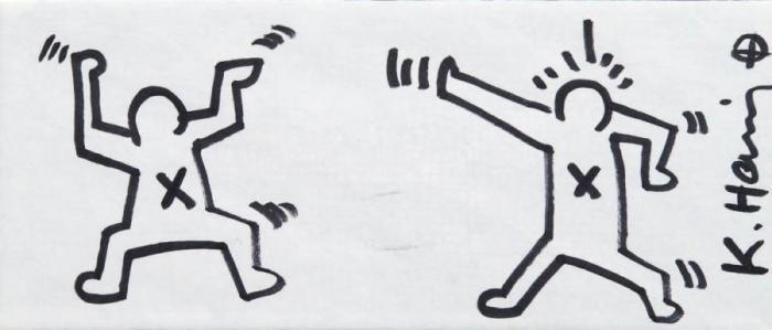 Keith Haring-Keith Haring - Untitled-
