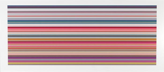 Gerhard Richter-Strip-2011