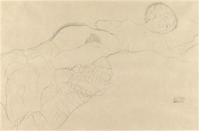 Gustav Klimt-Faksimile der Moderne-