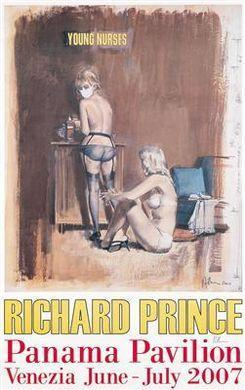 Richard Prince-Young Nurses-