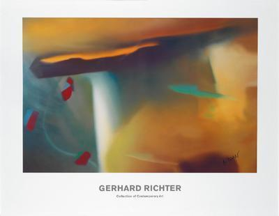 Gerhard Richter-Abstraktes Bild 429 (Abstract Painting 429)-