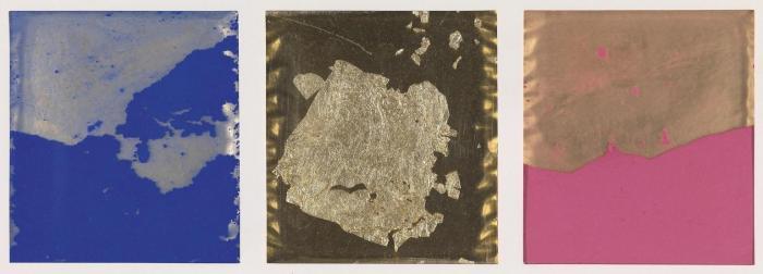 Yves Klein-Monochrome (aus dem Mappenwerk 'edition original I')-1964