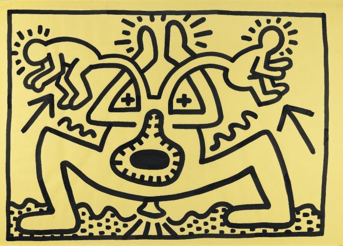 Keith Haring-Keith Haring - 1983-1983