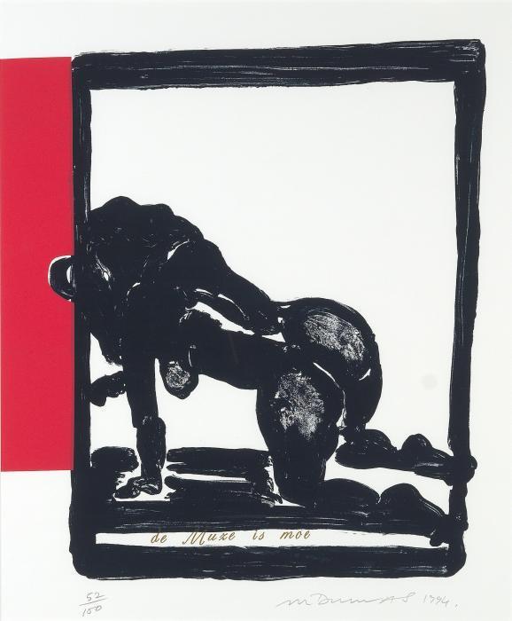 Marlene Dumas-De Muze is moe-1994