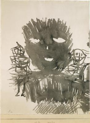 Paul Klee-Moorleute-1932